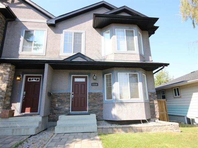 2330 24 Avenue NW, Calgary, AB T2M 2A1 (#C4165566) :: The Cliff Stevenson Group