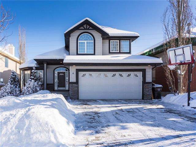 6 Valley Creek Road NW, Calgary, AB T3B 5T9 (#C4165571) :: Redline Real Estate Group Inc