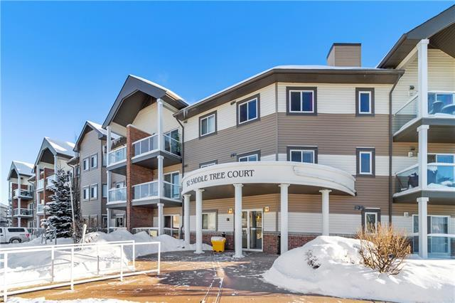 92 Saddletree Court NE #302, Calgary, AB T3J 0K9 (#C4165607) :: Redline Real Estate Group Inc