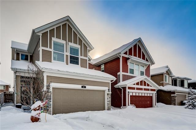 67 Redstone Road NE, Calgary, AB T3N 0M3 (#C4165624) :: Redline Real Estate Group Inc