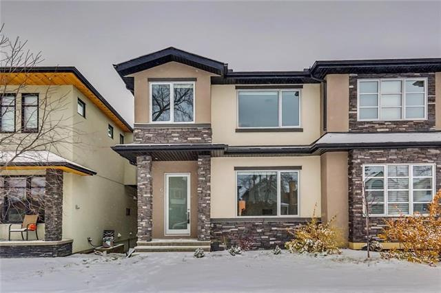 620 15 Street NW, Calgary, AB T2N 2A9 (#C4165638) :: The Cliff Stevenson Group