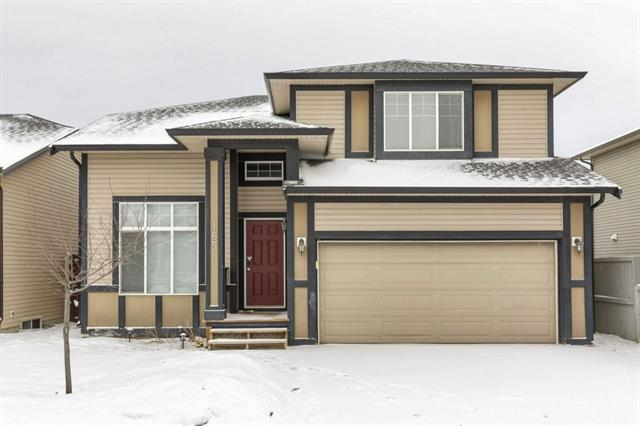 165 Luxstone Road SW, Airdrie, AB T4B 0K5 (#C4165642) :: The Cliff Stevenson Group