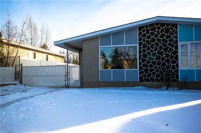 1833 Valleyview Road NE, Calgary, AB T2E 6G4 (#C4165649) :: The Cliff Stevenson Group