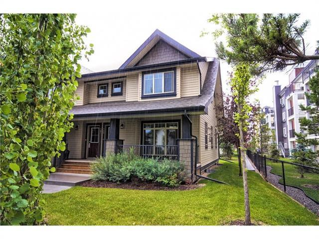 121 Copperpond Common SE #709, Calgary, AB T2Z 5B6 (#C4165654) :: The Cliff Stevenson Group