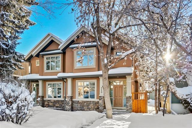 710 33 Street NW, Calgary, AB T2N 2W6 (#C4165657) :: The Cliff Stevenson Group