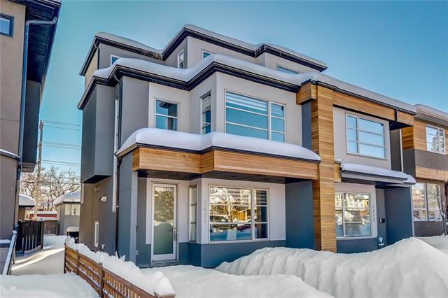 1621 Westmount Road NW, Calgary, AB T2N 3M2 (#C4165659) :: The Cliff Stevenson Group