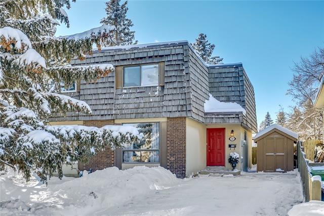 203 Theodore Place NW, Calgary, AB T2K 5L7 (#C4165662) :: The Cliff Stevenson Group