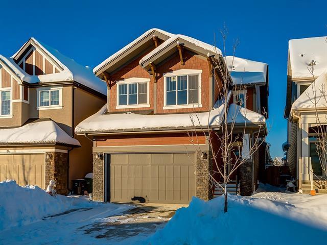 68 Masters Rise SE, Calgary, AB T3M 2B9 (#C4165663) :: Redline Real Estate Group Inc