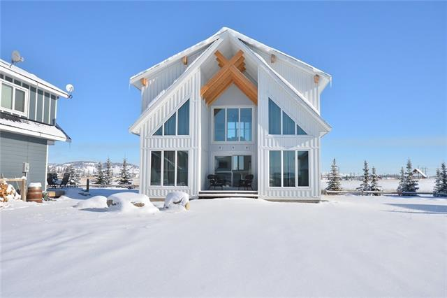 314 Cottageclub Way, Rural Rocky View County, AB T4C 1B1 (#C4165666) :: The Cliff Stevenson Group
