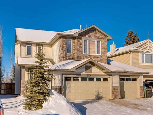 363 West Ranch Place SW, Calgary, AB T3H 5C3 (#C4165668) :: The Cliff Stevenson Group