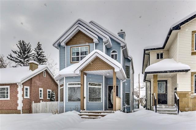 421 24 Avenue NW, Calgary, AB T2M 1X3 (#C4165676) :: The Cliff Stevenson Group