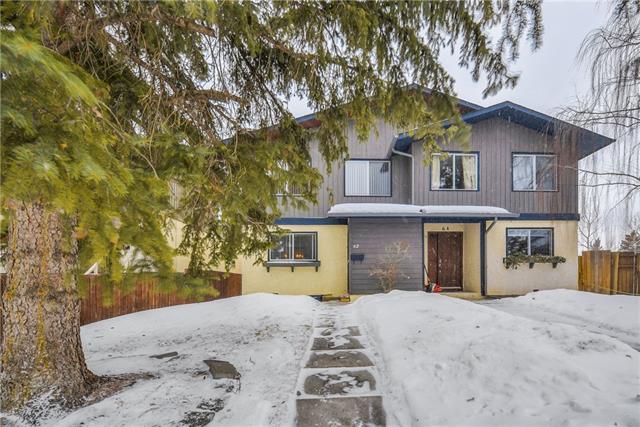 62 Cedarwood Rise SW, Calgary, AB T2W 3H9 (#C4165678) :: Canmore & Banff