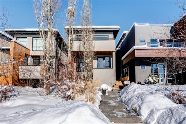 2118 31 Avenue SW, Calgary, AB T2T 1T4 (#C4165691) :: The Cliff Stevenson Group