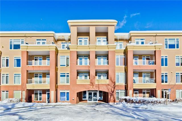 2 Hemlock Crescent SW #207, Calgary, AB T3C 2Z2 (#C4165694) :: Redline Real Estate Group Inc