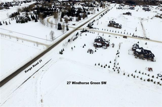27 Windhorse Green, Rural Rocky View County, AB T3Z 0B4 (#C4165698) :: Redline Real Estate Group Inc