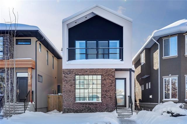 2045 37 Avenue SW, Calgary, AB T2T 2H6 (#C4165704) :: The Cliff Stevenson Group