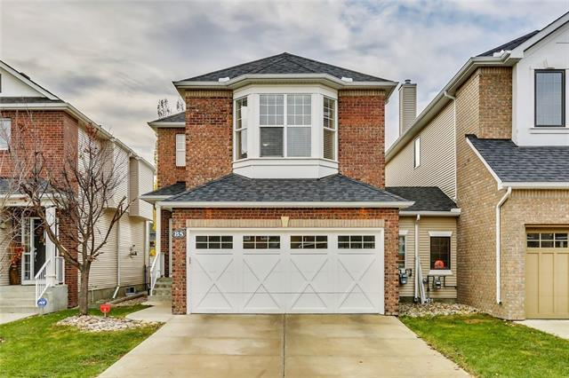 85 Discovery Ridge Gardens SW, Calgary, AB T3H 5L7 (#C4165710) :: The Cliff Stevenson Group