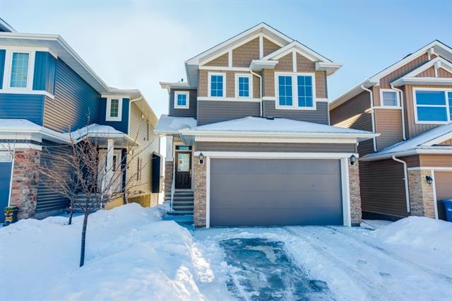 25 Redstone Drive NE, Calgary, AB T3N 0N2 (#C4165725) :: Redline Real Estate Group Inc