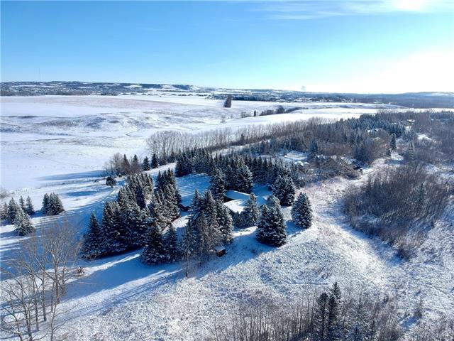 55 Mountain River Estates, Rural Rocky View County, AB T3Z 3J3 (#C4165728) :: Redline Real Estate Group Inc