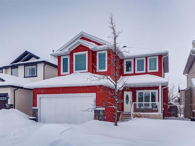 190 Thornleigh Close SE, Airdrie, AB T4A 2E6 (#C4165736) :: Redline Real Estate Group Inc