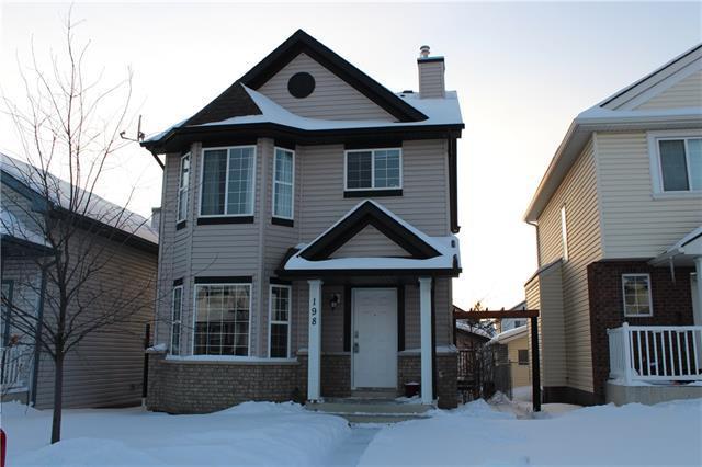 198 Saddlemead Green NE, Calgary, AB T3J 4M7 (#C4165747) :: Redline Real Estate Group Inc