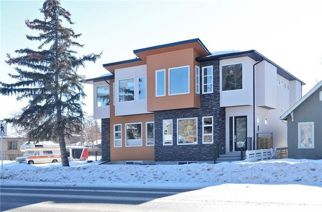 2303 5 Avenue NW, Calgary, AB T3H 1G2 (#C4165769) :: Redline Real Estate Group Inc