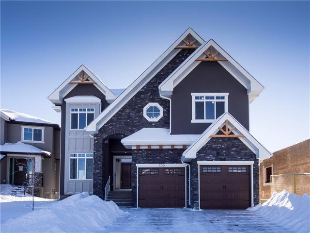 233 Kinniburgh Cove, Chestermere, AB T1X 0Y7 (#C4165788) :: Canmore & Banff