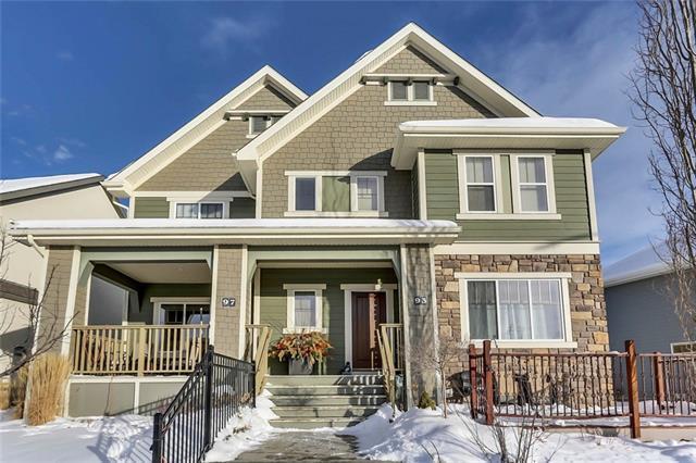 93 Mahogany Point(E) SE, Calgary, AB T3M 0T2 (#C4165799) :: Redline Real Estate Group Inc