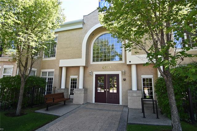 4835 Dalhousie Drive NW #205, Calgary, AB T3A 5R7 (#C4165816) :: The Cliff Stevenson Group