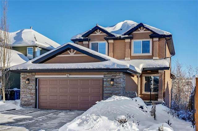 6 Tuscany Reserve Gate NW, Calgary, AB T3L 3E4 (#C4165832) :: The Cliff Stevenson Group