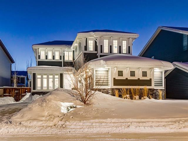232 Auburn Shores Landing SE, Calgary, AB T3M 2A6 (#C4165841) :: Redline Real Estate Group Inc