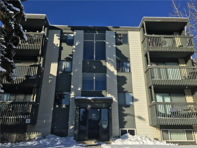 2734 17 Avenue SW #401, Calgary, AB T3E 0A7 (#C4165842) :: Redline Real Estate Group Inc