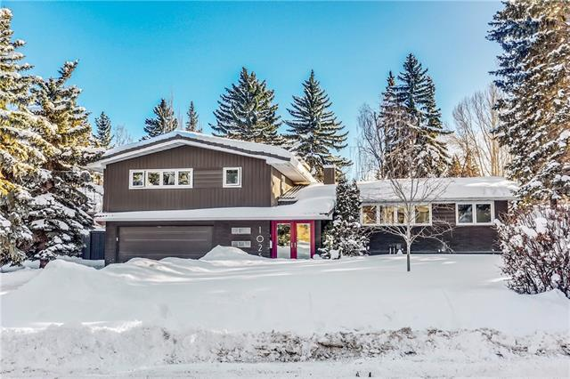 1025 Bel-Aire Drive SW, Calgary, AB T2V 2C1 (#C4165854) :: The Cliff Stevenson Group