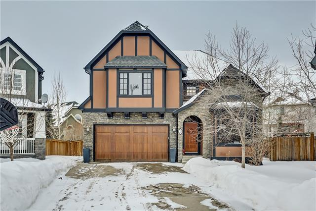 23 Westpoint Place SW, Calgary, AB T3H 5W5 (#C4165857) :: The Cliff Stevenson Group