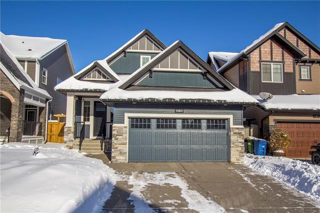6 Cooperstown Row SW, Airdrie, AB T4B 3T5 (#C4165885) :: The Cliff Stevenson Group