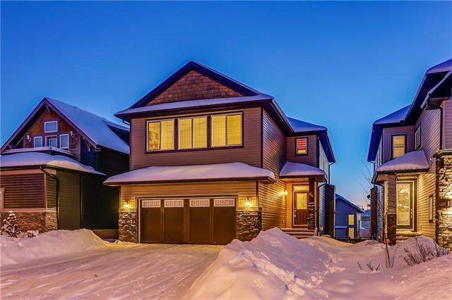 64 Tremblant Terrace SW, Calgary, AB T3H 0C4 (#C4165904) :: The Cliff Stevenson Group