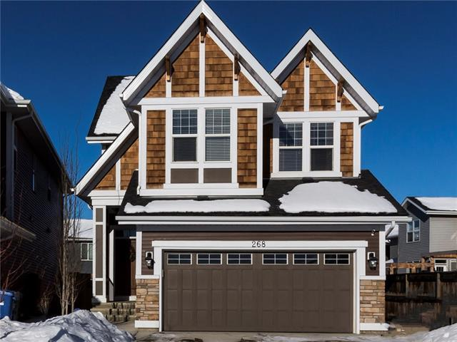 268 Auburn Springs Close SE, Calgary, AB T3M 1L7 (#C4165910) :: Redline Real Estate Group Inc