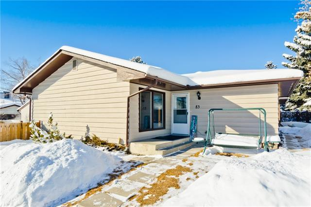 83 Midnapore Place SE, Calgary, AB T2X 1A5 (#C4165913) :: The Cliff Stevenson Group