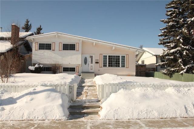 151 Rundlehorn Crescent NE, Calgary, AB T1Y 1C5 (#C4165923) :: The Cliff Stevenson Group