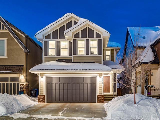 102 Mahogany Passage SE, Calgary, AB T3M 2K4 (#C4165924) :: Redline Real Estate Group Inc