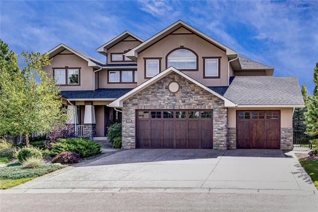 25 Aspen Ridge Gate SW, Calgary, AB T3H 5V4 (#C4165956) :: Redline Real Estate Group Inc