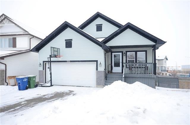 213 Bayside Place SW, Airdrie, AB T4B 2X4 (#C4165960) :: The Cliff Stevenson Group