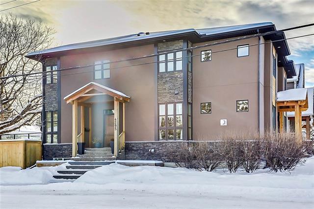 4295 8 Avenue SW, Calgary, AB T3C 0G6 (#C4165980) :: Redline Real Estate Group Inc