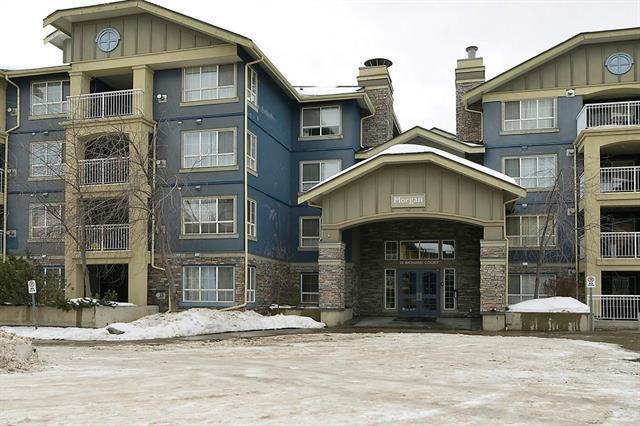 35 Richard Court SW #431, Calgary, AB T3E 7N9 (#C4165995) :: The Cliff Stevenson Group