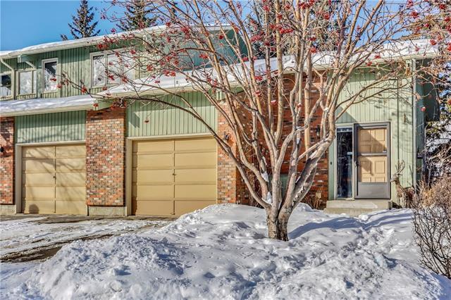 10001 Brookpark Boulevard SW #37, Calgary, AB T2W 3E3 (#C4165997) :: The Cliff Stevenson Group