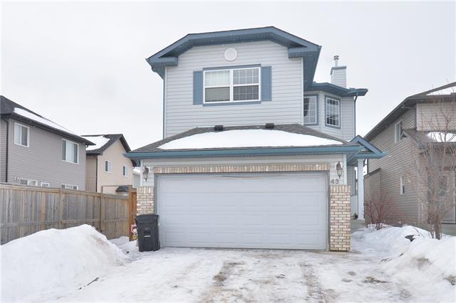 43 Saddleland Crescent NE, Calgary, AB T3J 5K5 (#C4166004) :: Redline Real Estate Group Inc