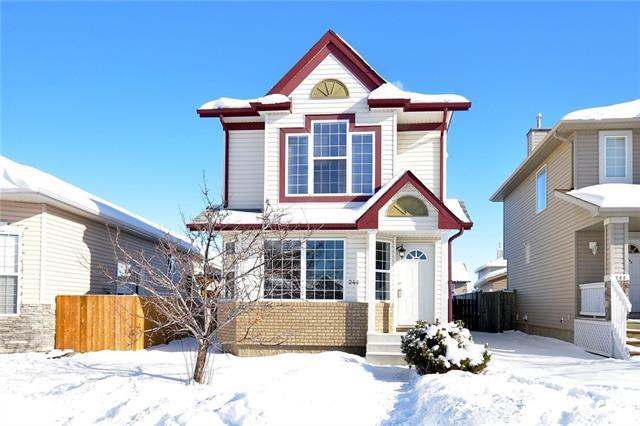 244 Covewood Green NE, Calgary, AB T3K 5E7 (#C4166013) :: Redline Real Estate Group Inc