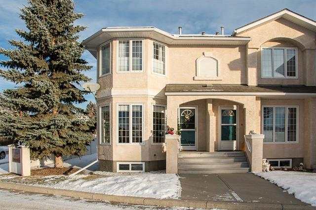 120 Ross Avenue #1, Cochrane, AB T4C 2E5 (#C4166038) :: Tonkinson Real Estate Team