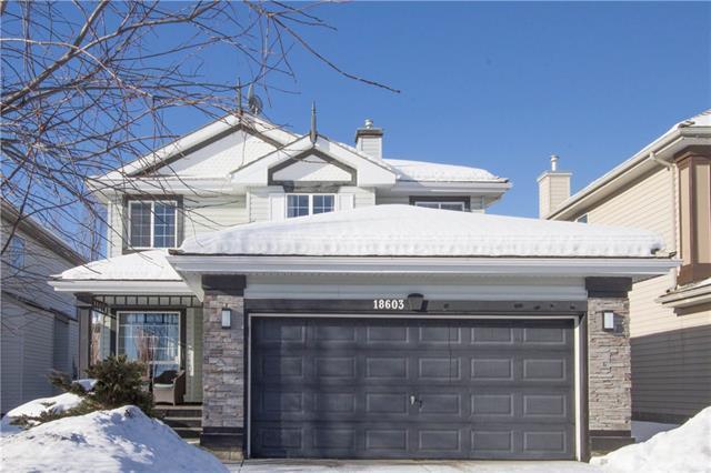 18603 Chaparral Manor SE, Calgary, AB T2X 3L2 (#C4166043) :: Redline Real Estate Group Inc