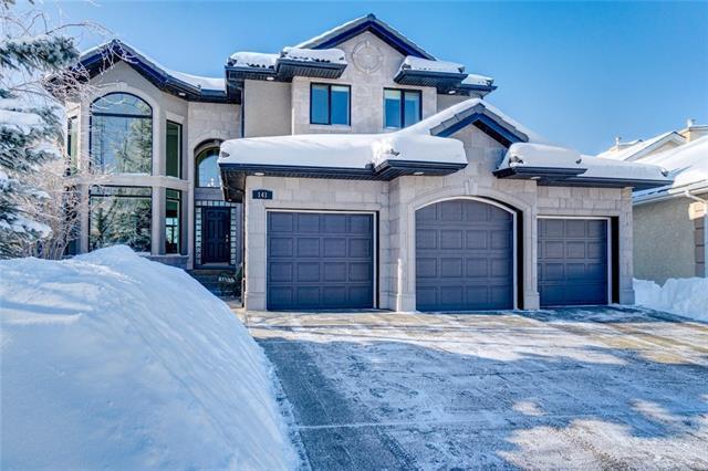 141 Mt Douglas Circle SE, Calgary, AB T2Z 3P2 (#C4166048) :: Tonkinson Real Estate Team
